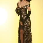Black&Gold Dress - Dress Per Grace Hall