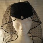 The Black Widow Hat (venduto)